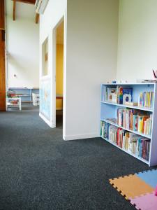 Couloir école Montessori International Bordeaux