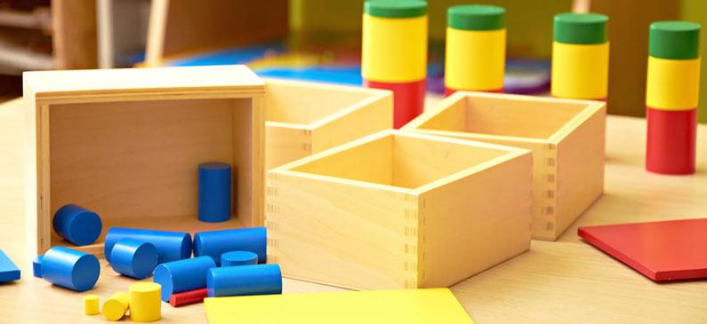 Formations Montessori