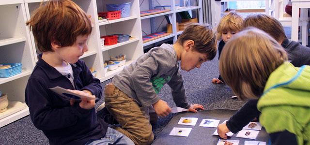 Rentrée Montessori de janvier 2015