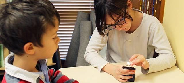 L'électricité à l'école Montessori