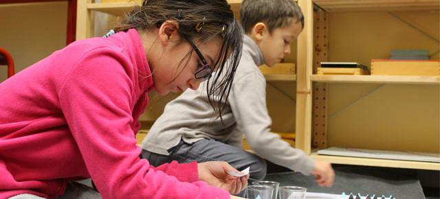 Maria Montessori : liberté et discipline