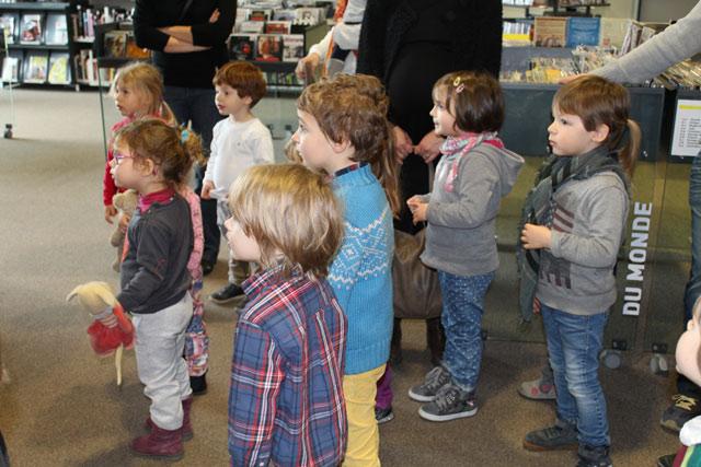 Espace audiovisuel maternelles de l'école Montessori Internationale de Bordeaux-Gradignan