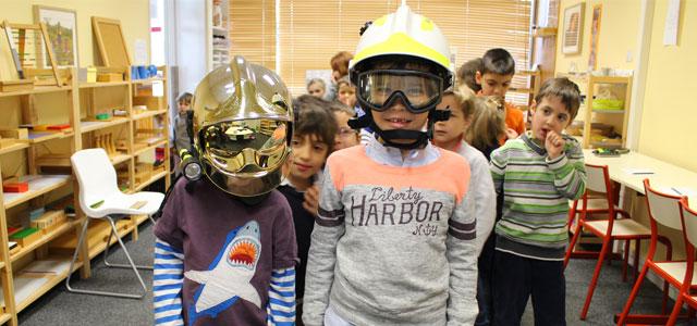 Secourisme pour les primaires Montessori