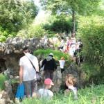 parcours - parc Majolan - école Montessori Internationale Bordeaux