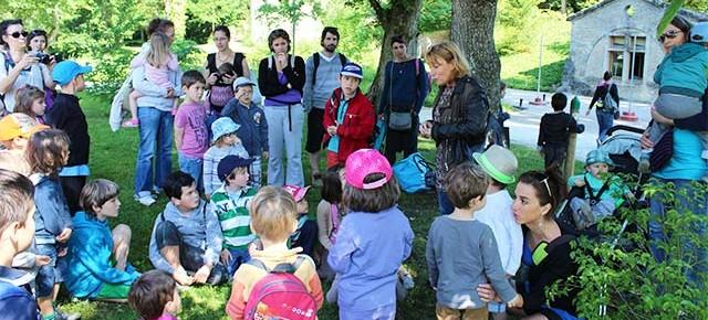 Sortie Montessori : visite du Parc Majolan