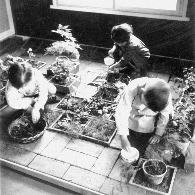 jardin école montessori