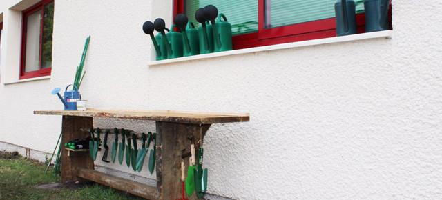 Le potager Montessori