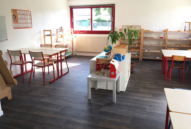 primaire montessori international