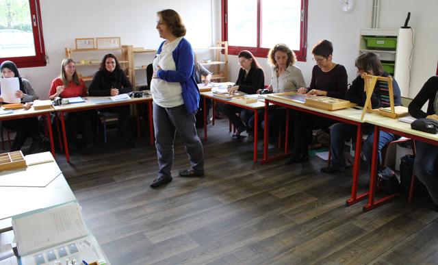 formation montessori primaire