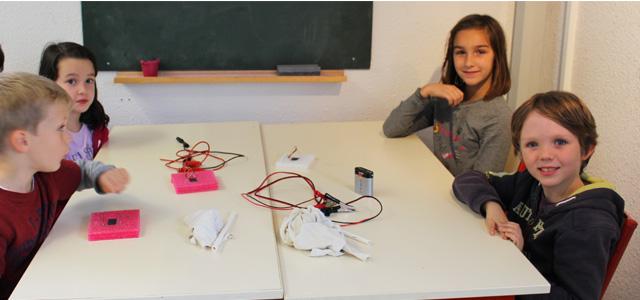 Des expériences de physique en Montessori #2