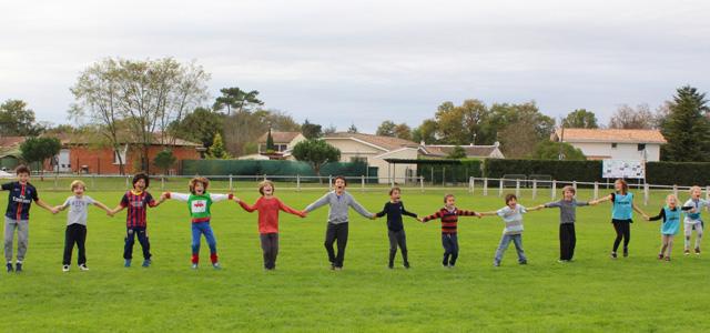Citation du jour à l'école Montessori #êtreamoureux