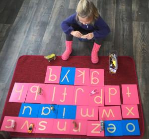 formation montessori 6-12 ans grammaire 10