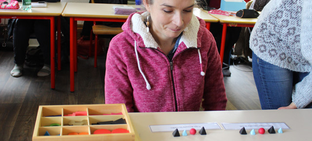 Formation Montessori 6-12 ans langage #janvier2016