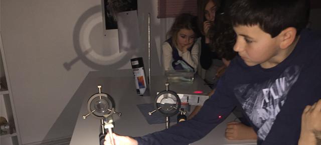 Des expériences de physique en Montessori #3