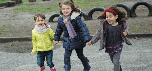 Dernier trimestre à l'école Montessori