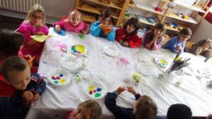 activité manuelle montessori 1