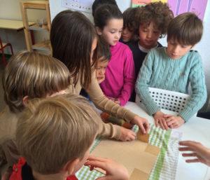 activité manuelle montessori 7