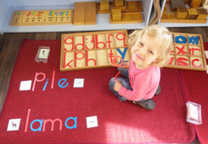 alphabet mobile montessori