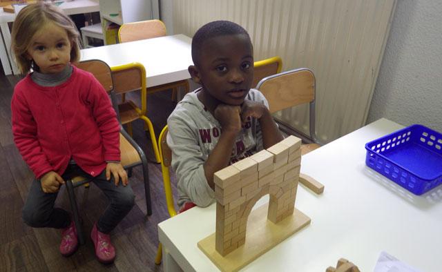 arche romaine montessori