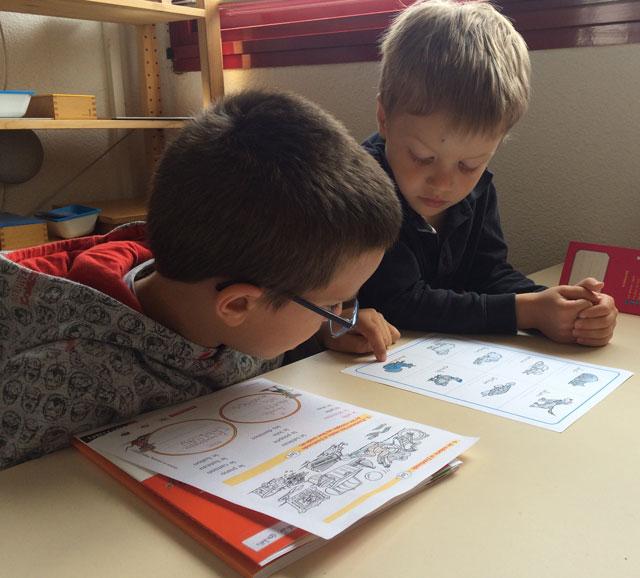 melange ages montessori 5