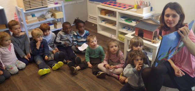 Participation de l'école Montessori au prix Plume