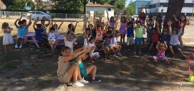 Une belle rentrée à l'école Montessori