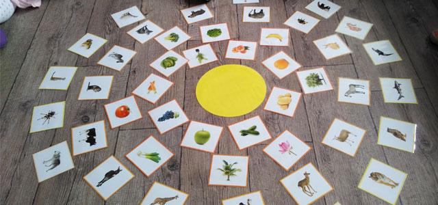 L'importance du soleil en école Montessori
