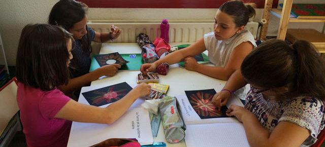 L'école Montessori : un lieu de découvertes !