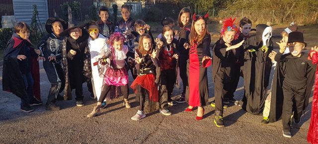 Vive Halloween !