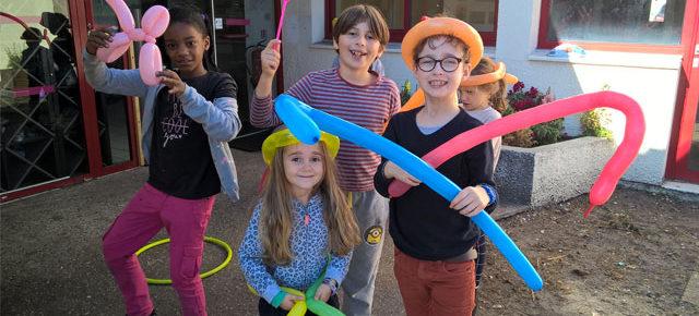 Vacances de la Toussaint à l'école Montessori
