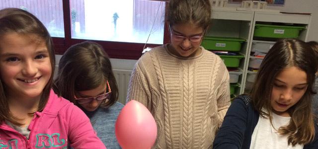 Sciences et chimie en Montessori : atomes et molécules