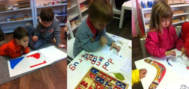 Around the world with Montessori