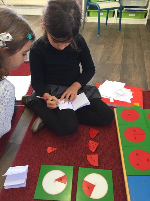 montessori international bordeaux fractions 5