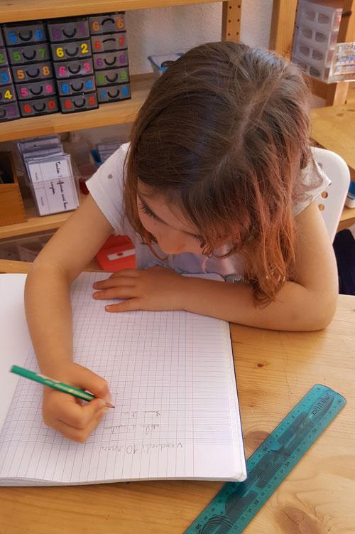 expression écrite montessori international bordeaux 1