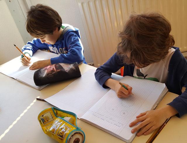 expression écrite montessori international bordeaux 2