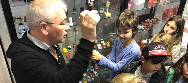 Montessori International Bordeaux - visite minaluxe - show room - histoire