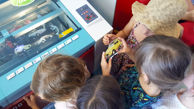 Montessori International Bordeaux - visite WEB TO PRINT