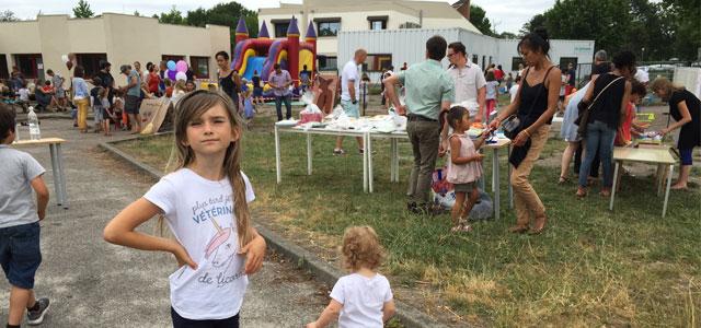 Magnifique kermesse à l'école Montessori !