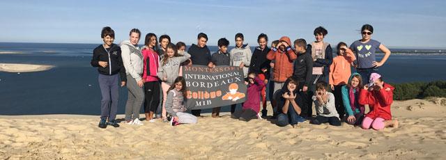 montessori international bordeaux cohésion groupe 3