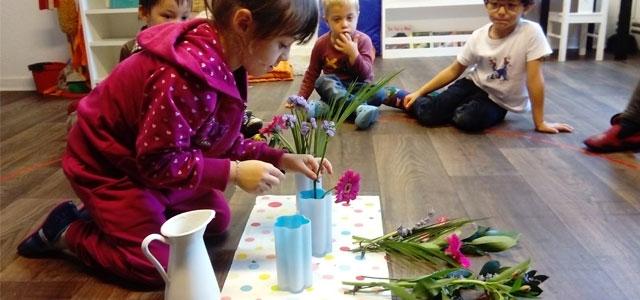 Prendre soin de son environnement à l'école Montessori