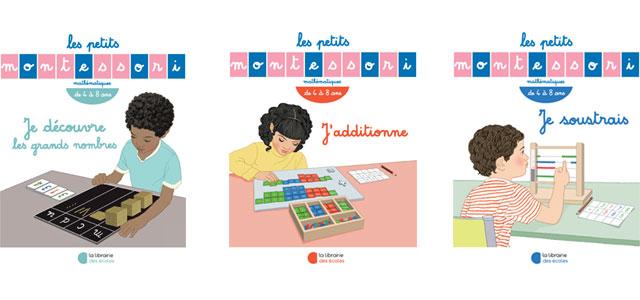 Des nouveaux petits Montessori !