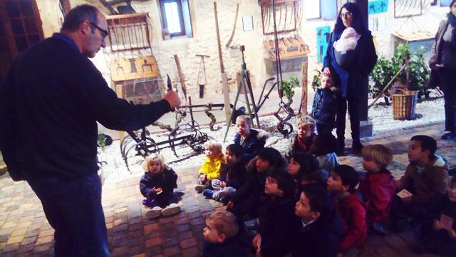 sortie musée maternelle montessori international bordeaux gardignan 4