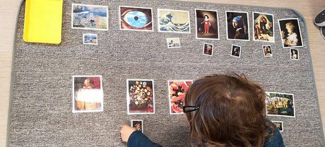 L'art et les couleurs en maternelle