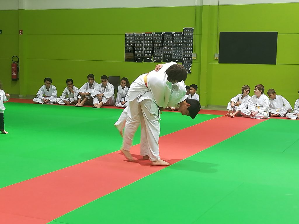 montessori international bordeaux judo 1