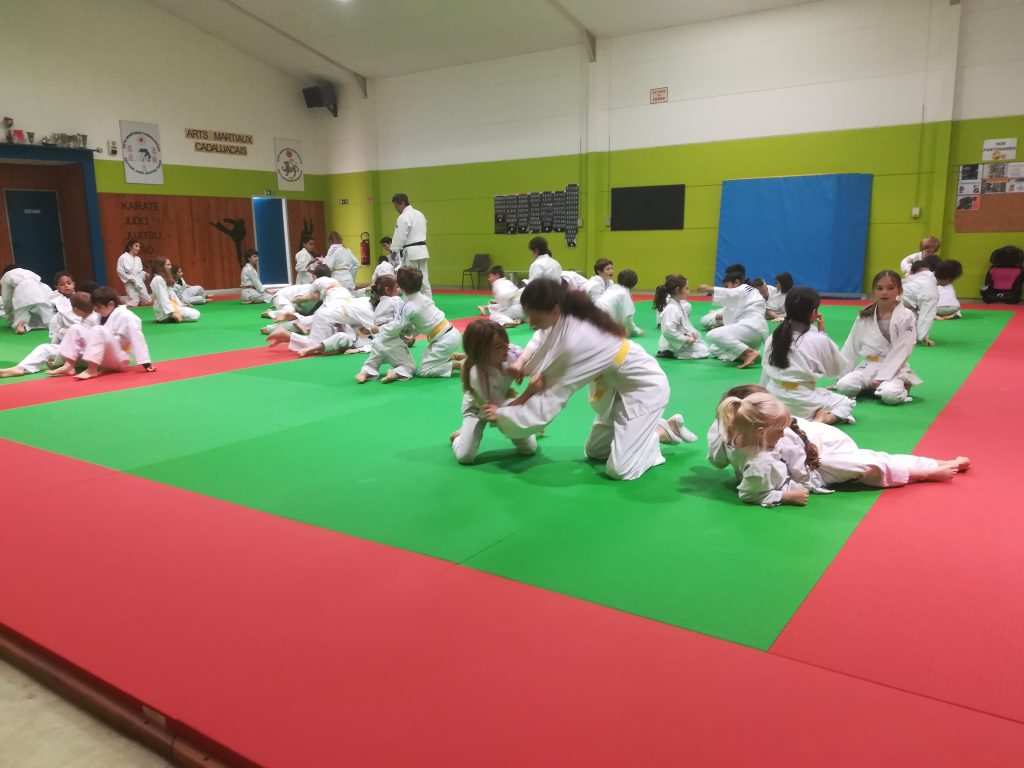 montessori international bordeaux judo 3