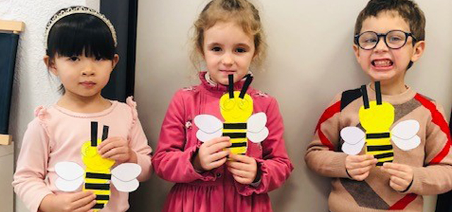 Ateliers Montessori pendant les vacances