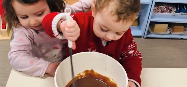 L'importance de la cuisine en maternelle