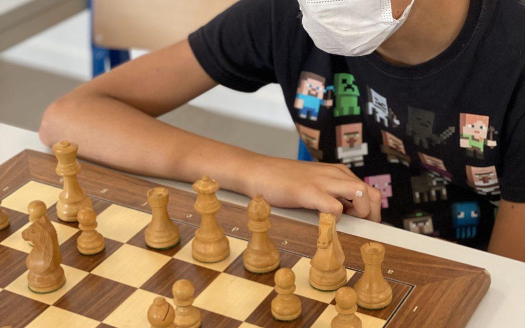 Les échecs à Montessori International Bordeaux