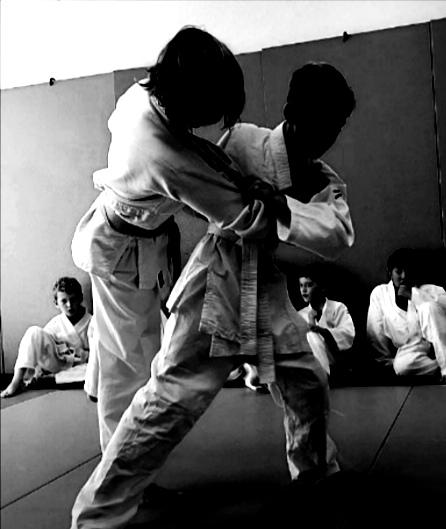 Judo à l'école !